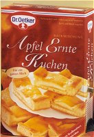 Dr.Oetker Apple Harvest Cake