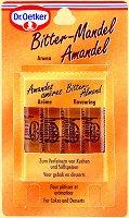 Dr.Oetker Aroma Bittermandel, 4 pieces