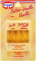 Dr.Oetker Aroma Butter-Vanille, 4 pieces