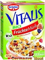 Dr.Oetker Bio Vitalis Früchte Müsli