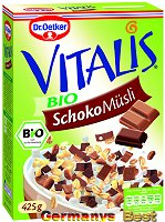 Dr.Oetker Bio Vitalis Schoko Müsli