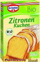 Dr.Oetker Bio Zitronen Kuchen