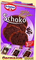 Dr.Oetker Blitz Kuchen Schoko