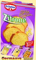 Dr.Oetker Blitz Kuchen Zitrone