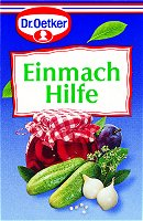 Dr.Oetker Einmach-Hilfe, 3 bags