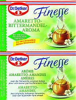 Dr.Oetker Finesse Amaretto-Bittermandel, 2 pieces
