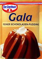 Dr.Oetker Gala Schokolade Pudding, 3 bags