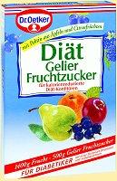 Dr.Oetker Diaet Gelier Fruchtzucker