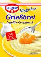 Dr.Oetker Grießbrei Vanille-Geschmack