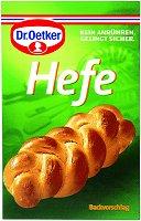 Dr.Oetker Hefe, 4 bags