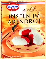 Dr.Oetker Candlelight Inseln Im Abendrot