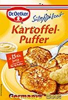 Dr.Oetker Kartoffel Puffer