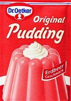 Dr.Oetker Original Pudding Erdbeer, 3 bags