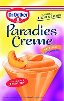 Dr.Oetker Paradise Creme Pfirsich