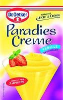 Dr.Oetker Paradise Creme Vanille