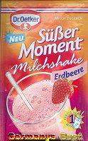 Dr.Oetker Sueßer Moment Milchshake Erdbeer
