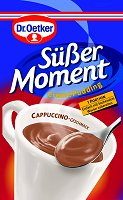 Dr.Oetker Sueßer Moment Cappucchino Pudding