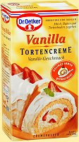 Dr.Oetker Tortencreme Vanilla