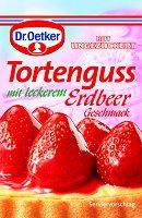 Dr.Oetker Tortenguss Erdbeer, 3 bags