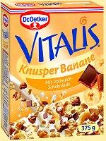 Dr.Oetker Vitalis Knusper Banane