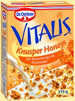 Dr.Oetker Vitalis Knusper Honey