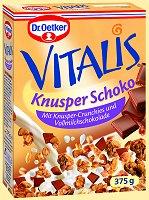 Dr.Oetker Vitalis Knusper Schoko