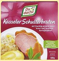 Du Darfst Fertigericht Kasseler Schulterbraten