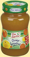 Du Darfst Marmelade Orange-Grapefruit