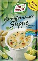 Du Darfst Kartoffel-Lauch Suppe
