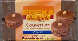 Edeka Backstube Couverture -Vollmilch-