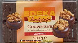 Edeka Backstube Couverture -Zartbitter-