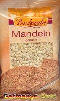 Edeka Backstube Mandeln -gehackt-