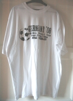 EM 08 T-Shirt Germany, Weiss, Size L