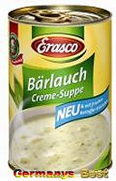 Erasco Bärlauch Creme-Suppe