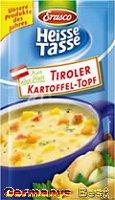 Erasco Heisse Tasse Tiroler Kartoffeltopf