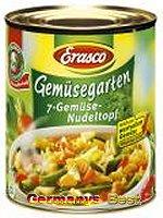 Erasco Gemüsegarten 7-Gemüse-Nudeltopf