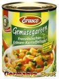 Erasco Gemüsegarten Französioscher Erbsen-Kartoffeltopf