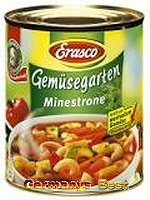 Erasco Gemüsegarten Minestrone