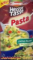 Erasco Heisse Tasse Pasta Grüne-Nudel