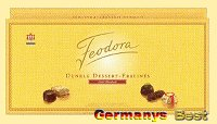 Feodora Dunkle Dessert-Pralines