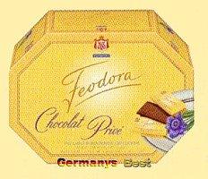 Feodora Chocolate Prive Vollmilch-Hochfein