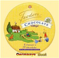 Feodora Dose Chocolate Village