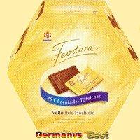 Feodora Taefelchen Box Vollmilch