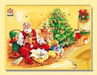 Feodora Santa Claus Adventkalender