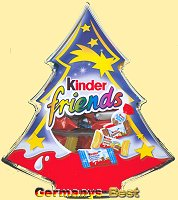Ferrero Kinder Friends -Tannenbaum-