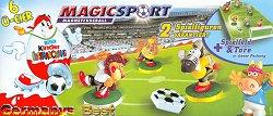 Ferrero Kinder Magic Sport