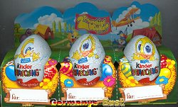 Ferrero Kinder Kücken 6x Ü-Eier