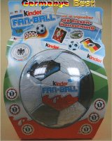 Ferrero Kinder Fan-Ball