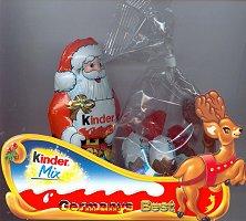 Ferrero Kinder Mix -Schlitten-