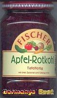 Fischer Apfel-Rotkohl